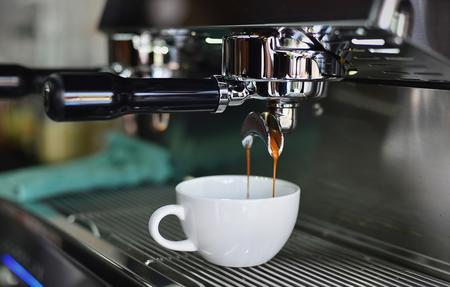 Différentes sortes de cafetières espresso