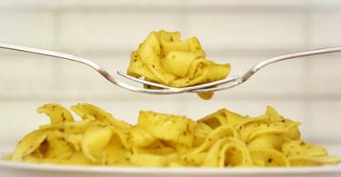 Recette des pâtes au beurre à la californienne